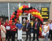 Advance Auto Parts Ribbon Cutting