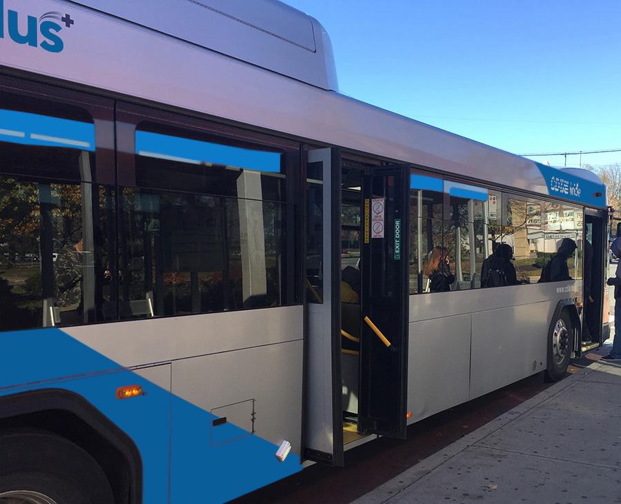 CDTA Bus Plus-BlueLine