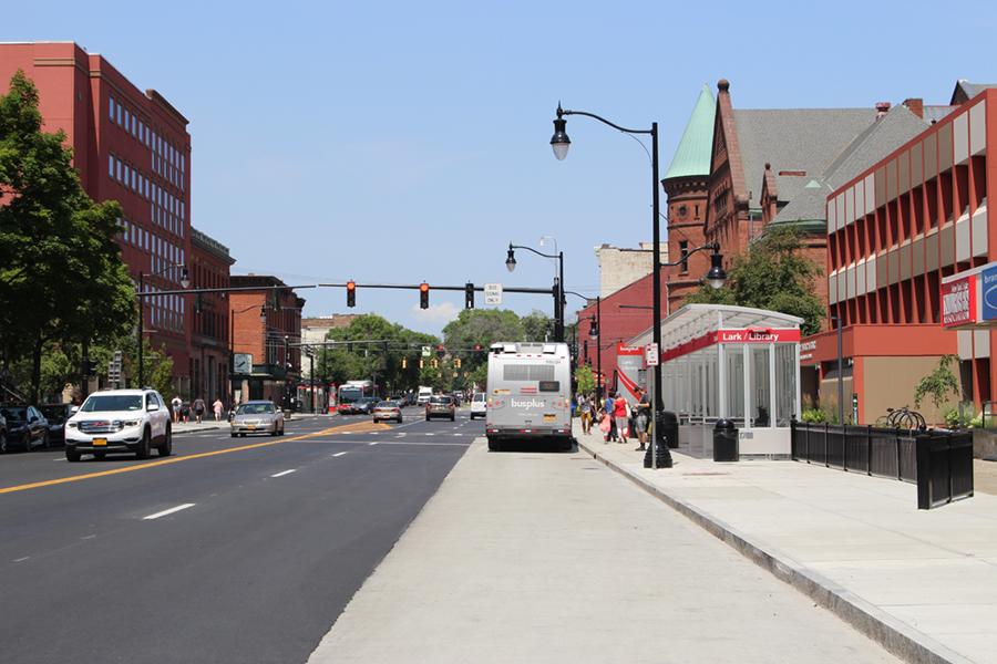 CDTA Washington Avenue