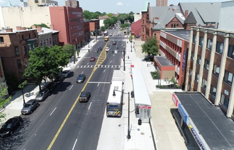 CDTA Washington Avenue BRT