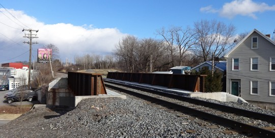 CP Rail over Maxon Road Bridge Replacement