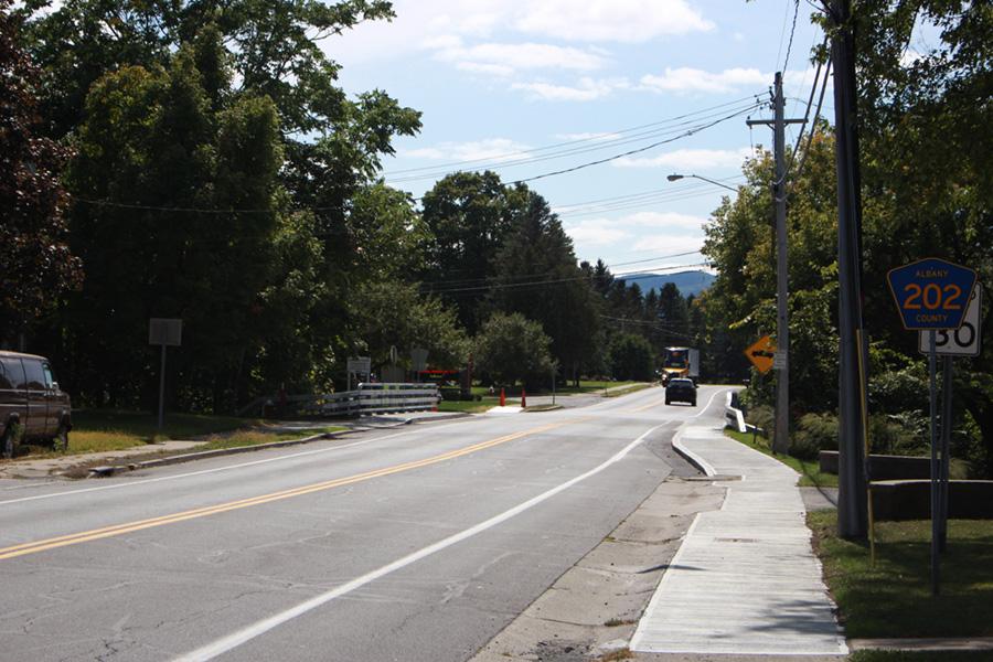 School Road Bridge