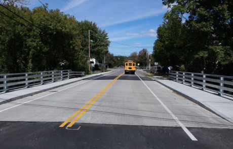 School Road Bridge
