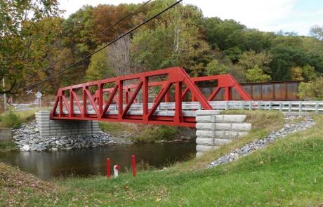 Caretakers Road Bridge