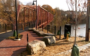 Catskill Mountain Pedestrian Bridge