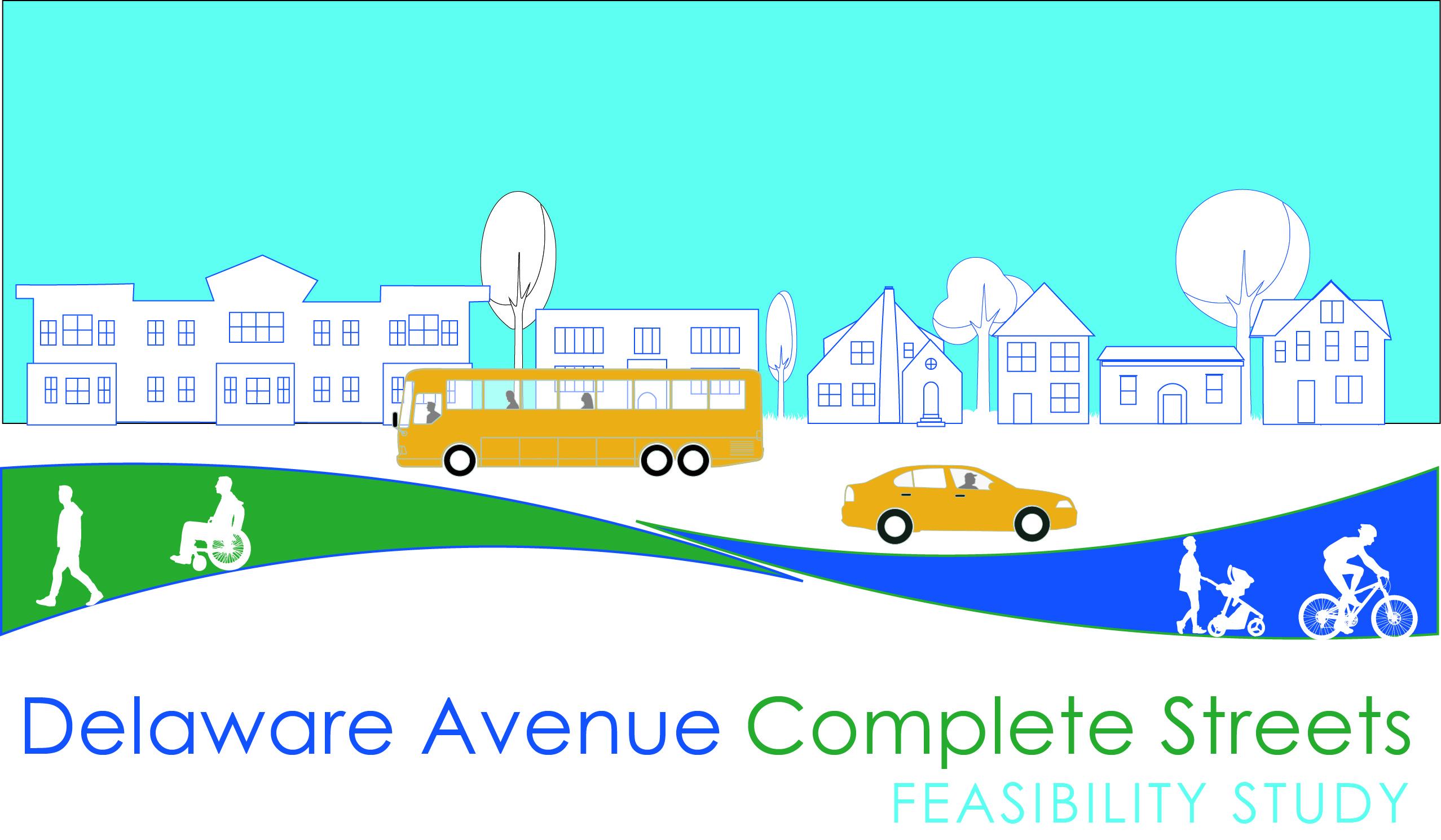 Delaware Avenue Complete Streets