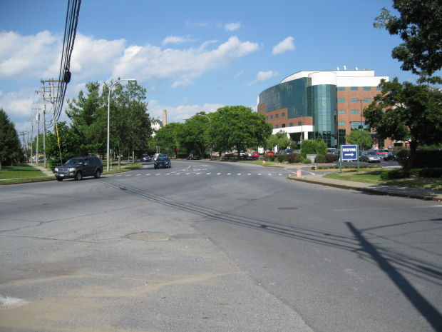 Hudson Avenue