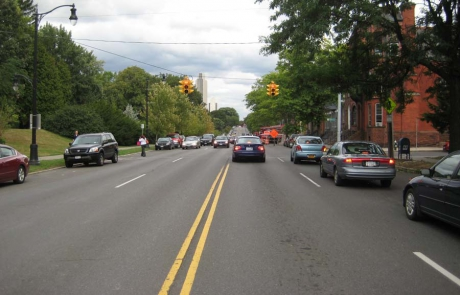 Madison Avenue Road Diet