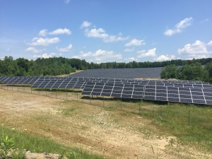 Milton Solar Array
