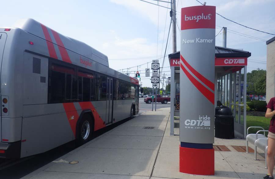 NY 5 Bus Rapid Transit Transportation Design