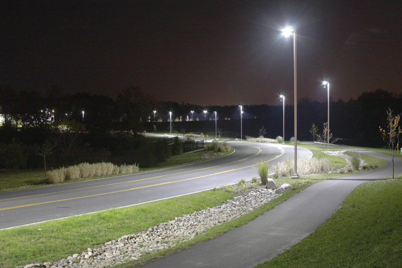 Nyserda And Nysdot Announce New Led Street Lights To Make