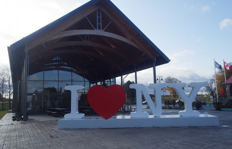 North Country Welcome Center