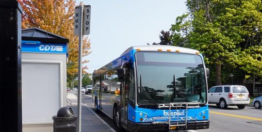 CDTA River Corridor BRT