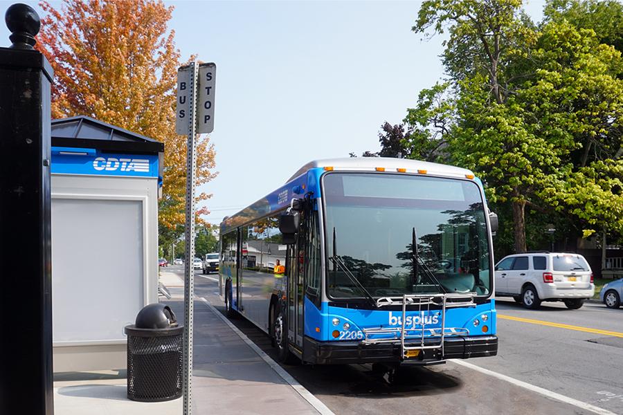 CDTA River Corridor Bus Rapid Transit (BRT)