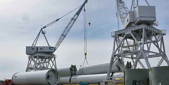 Roaring Brook Wind Power Site Design