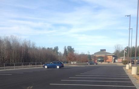 Saratoga Train Station Parking