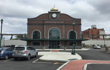 Schenectady Intermodal Station