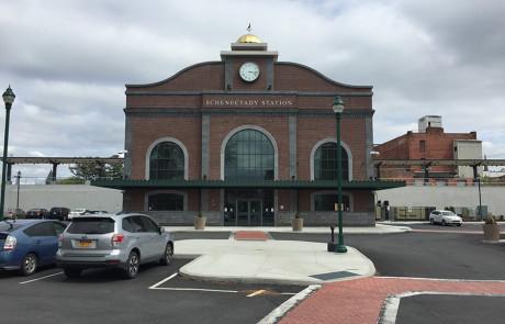 Schenectady Intermodal Station