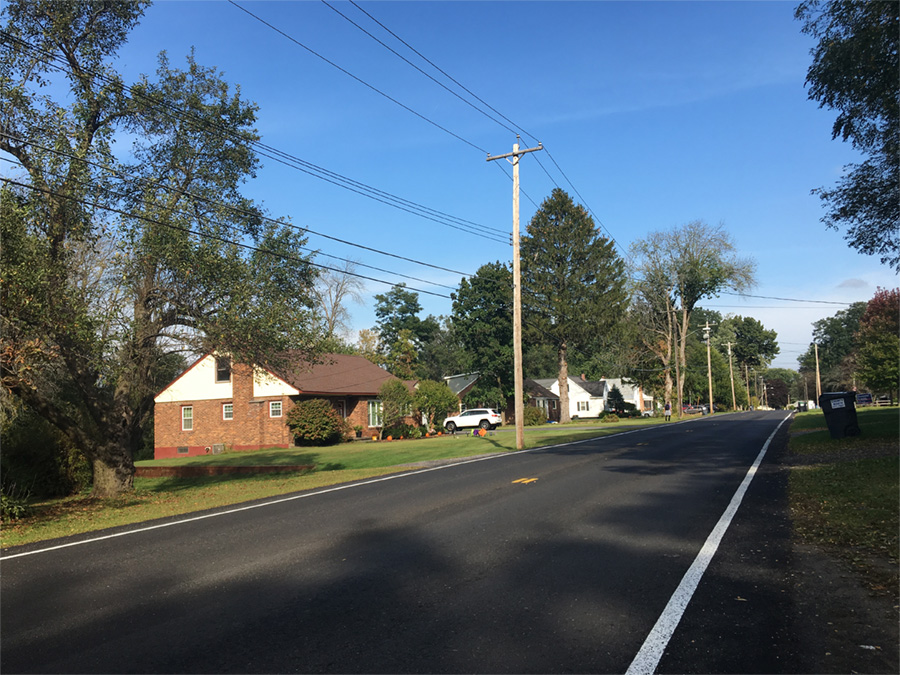 Sunnyside Road Pavement Preservation